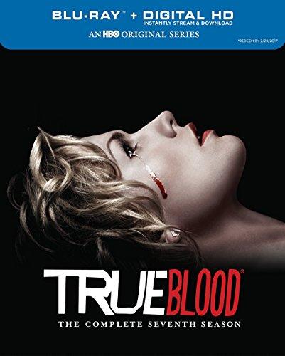 Blu-ray : True Blood: The Complete Seventh Season (Ultraviolet Digital Copy, , Digital Theater System, AC-3, Digital Copy)