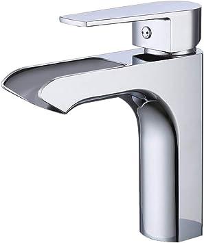 Kes Cupc Nsf Certified Lead Free Brass Bathroom Sink Faucet Single Handle Lavatory Single Hole Vanity Sink Faucet Chrome L3122lf Ch