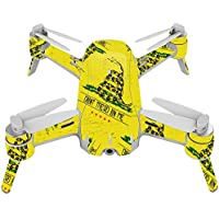 Skin For Yuneec Breeze 4K Drone – Tread Lightly | MightySkins Protective, Durable, and Unique Vinyl Decal wrap cover | Easy To Apply, Remove, and Change Styles | Made in the USA