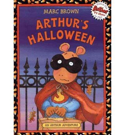 Arthur's Halloween[ ARTHUR'S HALLOWEEN ] by Brown, Marc Tolon (Author) Sep-01-83[ Hardcover ]]()