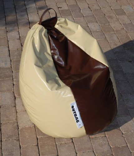 Outbag Sessel Slope XL in Classic, Farbe Beige