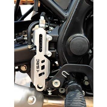 Royal Enfield Himalayan Rear Brake Pump Guard Silver