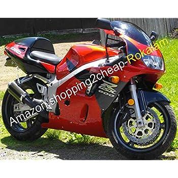 For GSXR600 GSXR750 SRAD Fairings 1996 1997 1998 1999 GSXR 600 750 96 97 98 99 Red Body Set