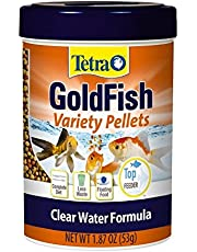 Tetra TetraFin Bite Sized Floating Variety Pellets, 1.87-Ounce - 77035