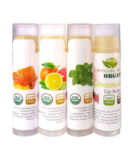 Best Non Petroleum Lip Balm - 9