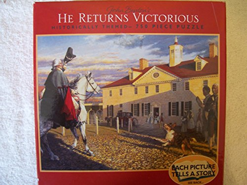 750 Piece John Buxton-He returns Victorious by Ceaco