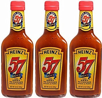 Heinz 57 Sauce, 10 Ounce,