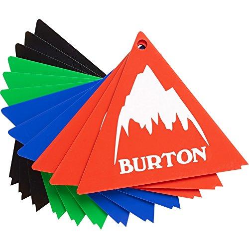 Burton Tri Scraper Assorted (Snowboard Scraper)
