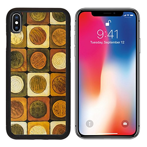 MSD Premium Apple iPhone X Aluminum Backplate Bumper Snap Case Art on wallpaper IMAGE 25477421 (Gallery Border Wallpaper)