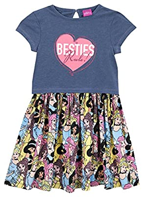 Disney Princess Girls Princes Dress