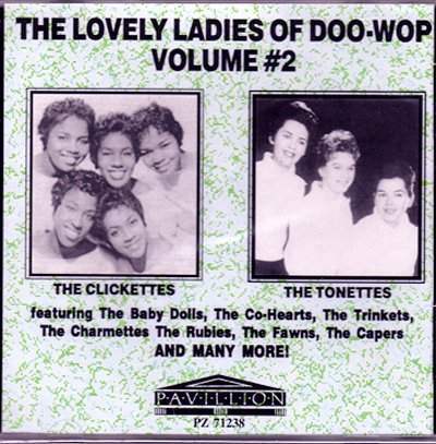 3 Dungarees (The Lovely Ladies of Doo-Wop, Volume #2)