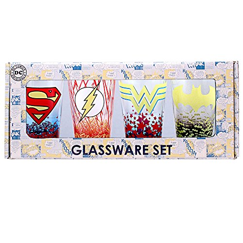 4 Pack Pint Glass - 8