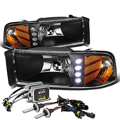 01 ram hid headlights - 6