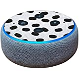 MightySkins Skin for Amazon Echo Dot (3rd Gen) - Hockey | Protective, Durable, and Unique Vinyl Decal wrap Cover | Easy to Apply, Remove, and Change Styles | Made in The USA