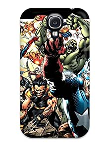 Christina Schulte's Shop New Style Shock-dirt Proof Marvel Case Cover For Galaxy S4 9915120K86888647
