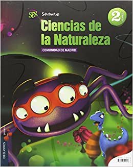 Ciencia de la Naturaleza 2º Primaria- C. de Madrid ...