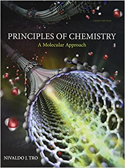 Principles Of Chemistry: A Molecular Approach And Modified MasteringChemistry With Pearson EText & ValuePack Access Card (3rd Edition) Mobi Download Book