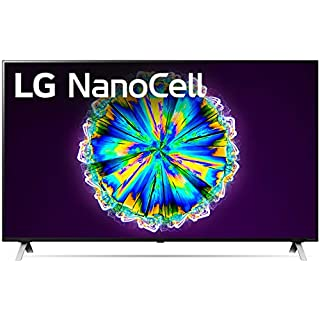 "LG 55NANO85UNA Alexa Built-In NanoCell 85 Series 55"" 4K Smart UHD NanoCell TV (2020)"
