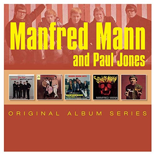 MANFRED MANN - The Manfred Mann Album  The Five Faces of Manfred Mann - Zortam Music