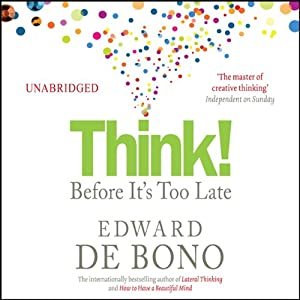 Think! Before It's Too Late Audiobook