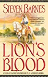 Lion's Blood, Steven Barnes, 0446612219