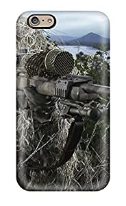 Hard Plastic Iphone 6 Case Back Cover,hot Sniper Case At Perfect Diy