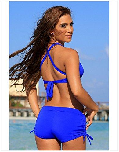 Sarah Dean Newyork - Conjunto - para mujer azul real