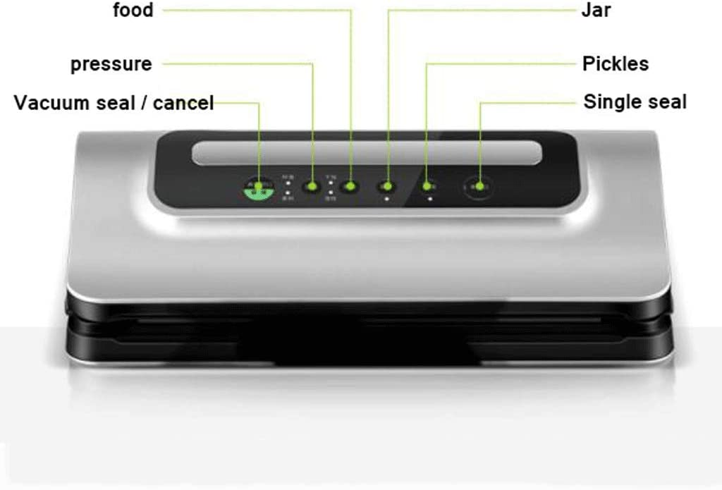 Machine de conditionnement des aliments sous vide machine de conditionnement des aliments sous vide (Couleur : A) A