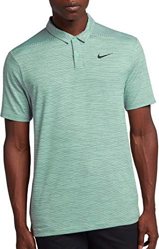 8f12456829318 Nike Men's Tiger Woods Dry Stripe Golf Polo