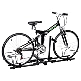 2 Bike Bicycle Carrier Hitch Receiver 2'' Heavy Duty Mount Rack Truck SUV by New Unbrand