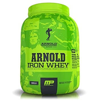 arnold schwarzenegger proteinpulver