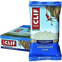 CLIF Bar Chocolate Chip 12x68g