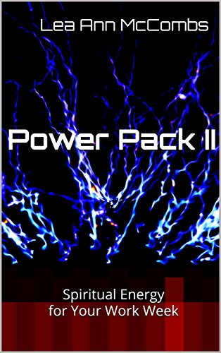 Power Pack II: Spiritual Energy for Your Work Week (Cedar Point Church Devotionals Book 2) by [McCombs, Lea Ann]