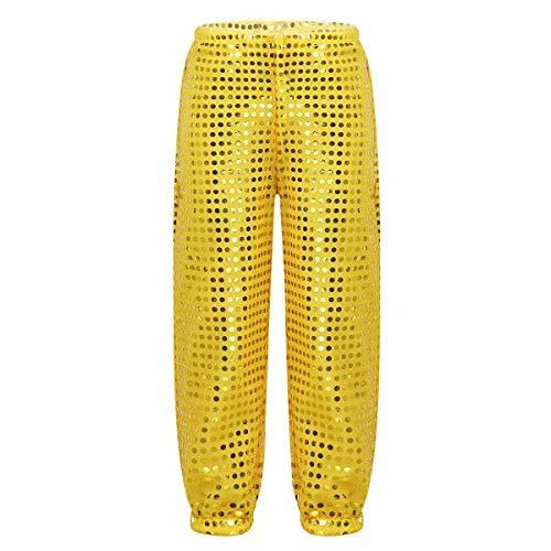 Yeahdor Children Girls Boys Glitter Sequins Hip