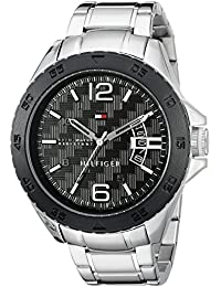 Mens 1791206 Casual Stainless Steel Bracelet Watch