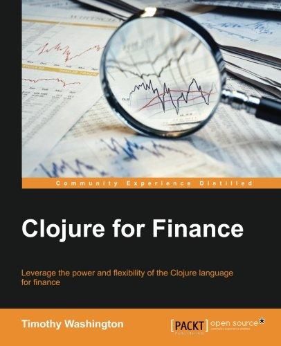 Download Clojure for Finance pdf epub