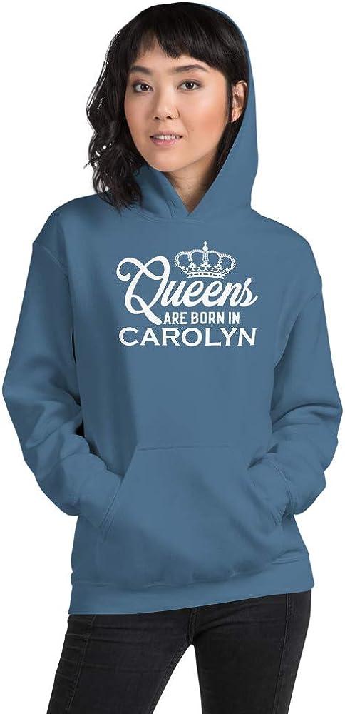 Queens are Born in Carolyn PF
