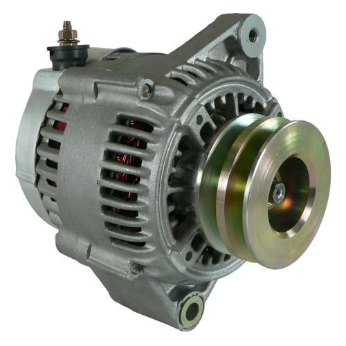 (DB Electrical AND0192 New Alternator For Yanmar Marine Diesel 6 Cylinder Diesel, 6Lp-Dt 6Lp-Dte 6Lp-Dtze 6Lp-Dtze1 6Lp-Dtzy, 6Lp-St 6Lp-Ste 6Lp-Stze 20101 ND101211-9940 101211-9940 12355N 1-2458-01ND )