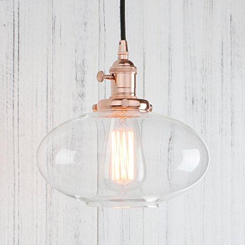 Oval Shade Pendant Light - 2
