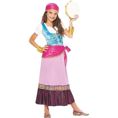 Costume Culture Womens Pretty Gypsy Girls Costume, Multi, Small