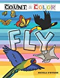 count color - Count and Color: Fly (Count & Color)