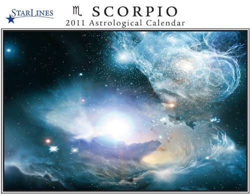 2011 Scorpio Calendar by Starlines