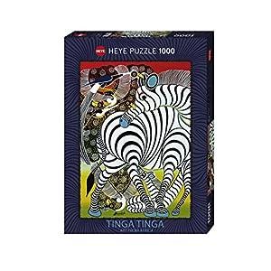 Heye Puzzle Tinga Zebra Mkumba 1000 Pezzi Vd 29425