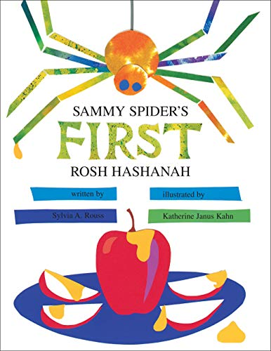 First Spider - Sammy Spider's First Rosh Hashanah