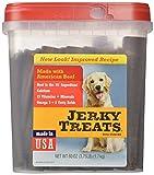 Jerky Treats Tender Beef Strips Dog Snacks, 60 oz/Large
