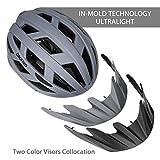 GROTTICO Adult-Men-Women Bike Helmet with Light