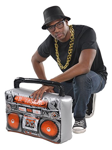 Inflatable Boom Box Costume (Inflatable Boom)