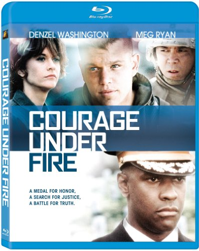 Courage Under Blu ray Denzel Washington product image