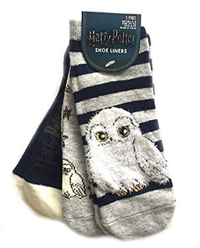 Primark - Calcetines cortos - para mujer Gris gris Talla única