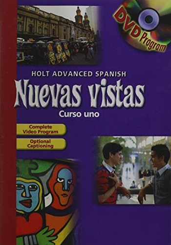 Nuevas Vistas: DVD Program Course 1